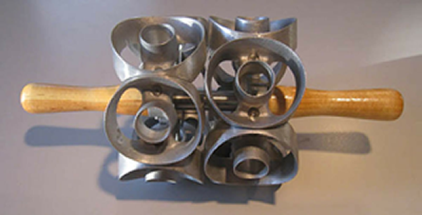 Double Row Donut cutter
