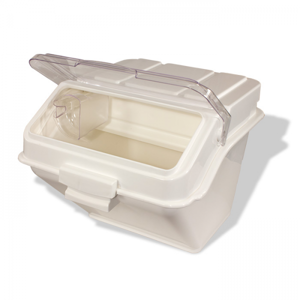 10 Gallon Bin With Interior Divider