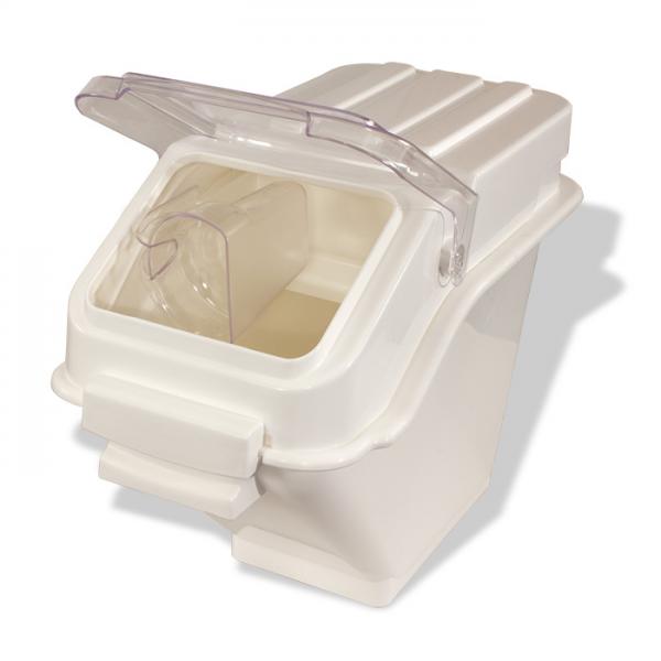 5 Gallon Bin With Interior Divider
